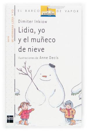 LIDIA, YO Y EL MU¥ECO DE NIEVE/8