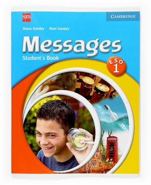 (07).INGLES MESSAGES 1O.ESO (STUDENT'S).EDICION ES