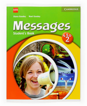(07).INGLES MESSAGES 2O.ESO (STUDENT'S).EDICION ES