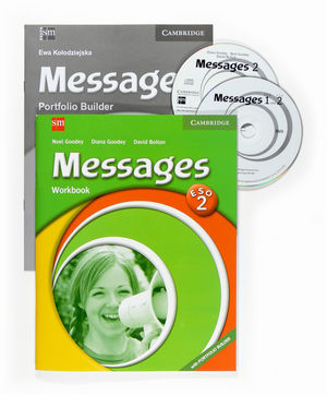 (07).INGLES MESSAGES 2O.ESO (WORKBOOK)/EDICION ESP