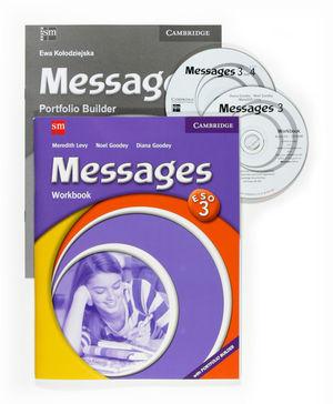 (07).INGLES MESSAGES 3O.ESO (WORKBOOK)/.EDICION ES