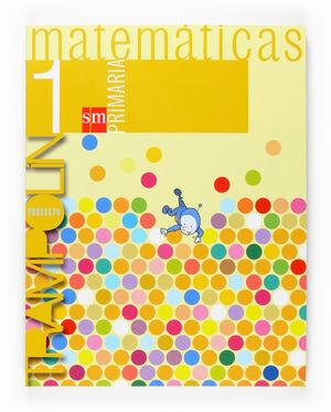 MATEMATICAS 1 EP (G) 07 TRAMPOLIN