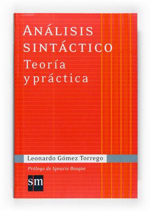 ANALISIS SINTACTICO TEORIA Y PRACTICA 07