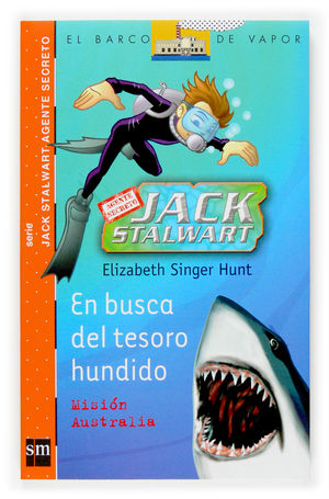 JS.3 EN BUSCA DEL TESORO HUNDIDO-AUSTRAL