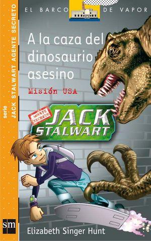JS.1 A LA CAZA DEL DINOSAURIO ASESINO-US