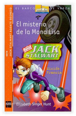 JS.4 EL MISTERIO DE LA MONA LISA-FRANCIA
