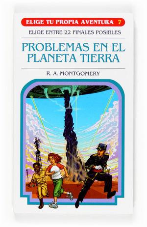 EPA. 7 PROBLEMAS EN EL PLANETA TIERRA