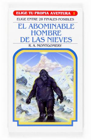 EPA. 1EL ABOMINABLE HOMBRE DE LAS NIEVES