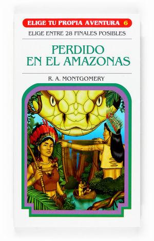 EPA. 6 PERDIDO EN EL AMAZONAS
