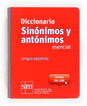 DICCIONARIO SINONIMOS PEQUEÑO 2012