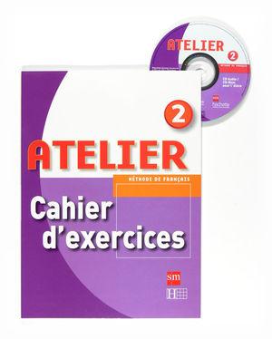 (09) FRANCES ATELIER 2 ESO (CAHIER)
