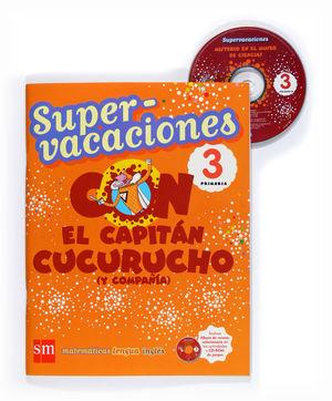 3 EP SUPERVACACIONES 08