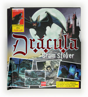 DRACULA (POP-UP).DESPLEGABLES