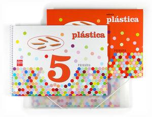 PLASTICA 5ºEP 09