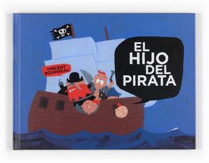 VVT. EL HIJO DEL PIRATA (VEO,VEO,TEBEO)