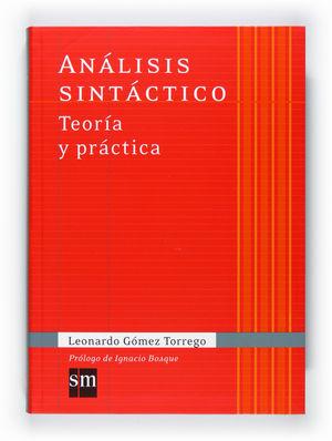 ANALISIS SINTACTICO.TEORIA Y PRACTICA 11