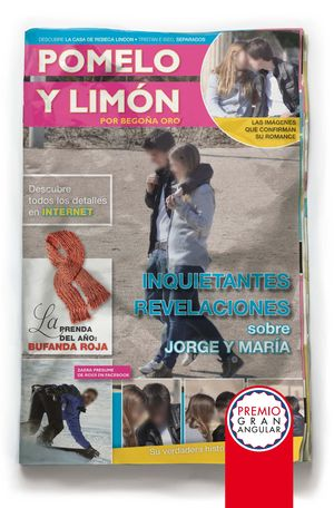 AGUA DE POMELO Y LIMON.(PREMIO GRAN ANGULAR).(CARTONE)