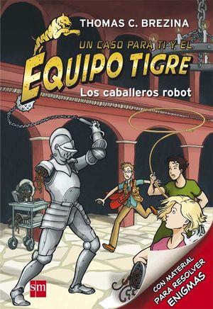 7 LOS CABALLEROS ROBOT