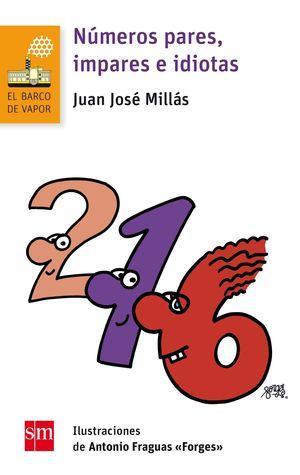 204 NÚMEROS PARES, IMPARES E IDIOTAS