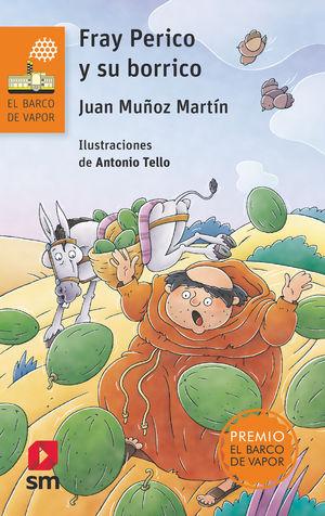 1.NARAN/FRAY PERICO Y SU BORRICO