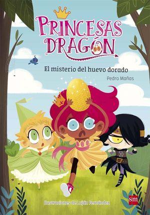 1 EL MISTERIO DEL HUEVO DORADO / PRINCESAS DRAGON