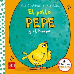 EL POLLO PEPE Y EL HUEVO (POP-UP)