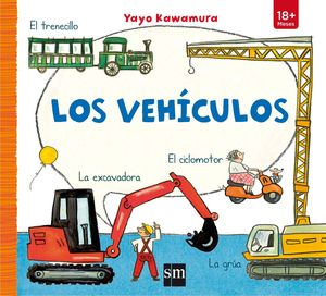 LOS VEHÍCULOS +18 MESES