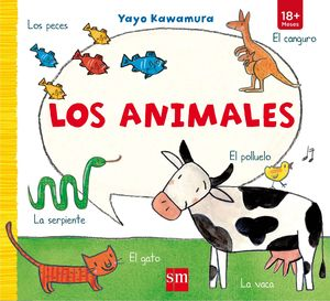 LOS ANIMALES +18 MESES