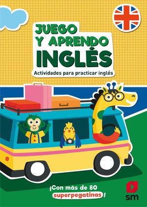 JUEGO Y APRENDO INGLÉS ACTIVIDADES PARA PRACTICAR INGLES