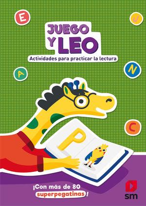 JUEGO Y LEO ACTIVIDADES PARA PRACTICAR LA LECTURA
