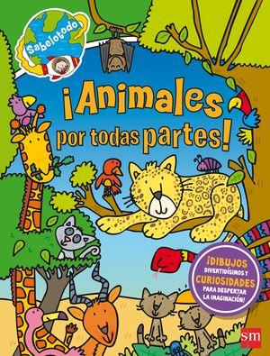 ANIMALES POR TODAS PARTES!