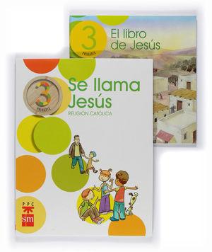 (08).SE LLAMA JESUS 3O.PRIM.(RELIGION) N.TROTAMUND