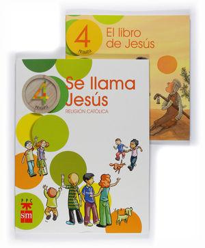 (08).SE LLAMA JESUS (4O.PRIM.) RELIGION-NUEVO TROT