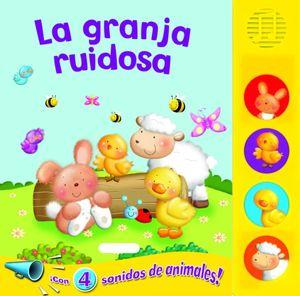 GRANJA RUIDOSA - BOTONES RUIDOSOS - LIBRO DE SONIDOS