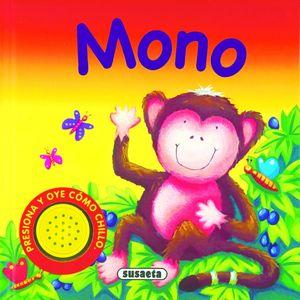 MONO - SONIDO DE ANIMALES - LIBRO DE SONIDOS