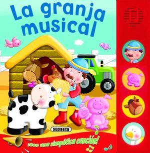 GRANJA MUSICAL (BOTONES RUIDOSOS) REF.:2558-6