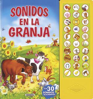 SONIDOS EN LA GRANJA - LIBRO DE SONIDOS
