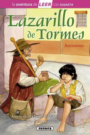 LAZARILLO DE TORMES - AVENTURA DE LEER - NIVEL 3
