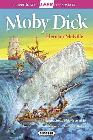 MOBY DICK - AVENTURA DE LEER - NIVEL 3