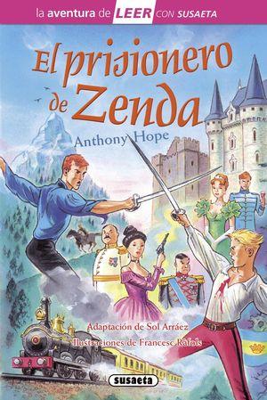 EL PRISIONERO DE ZENDA - AVENTURA DE LEER - NIVEL 3
