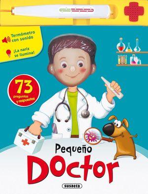 PEQUEÑO DOCTOR - PEQUEÑOS APRENDICES - LIBRO DE SONIDO