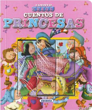 CUENTOS DE PRINCESAS CON CUBOS
