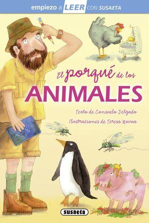 EL PORQUÉ DE LOS ANIMALES - EMPIEZO A LEER - NIVEL 1