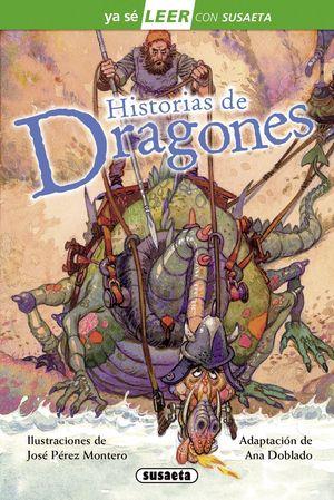 HISTORIAS DE DRAGONES - YA SE LEER - NIVEL 2