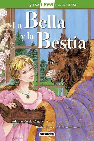 LA BELLA Y LA BESTIA - YA SE LEER - NIVEL 2