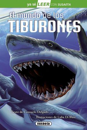 TIBURONES - YA SE LEER - NIVEL 2