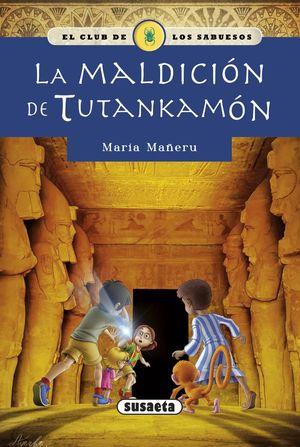 LA MALDICIÓN DE TUTANKAMÓN - EL CLUB DE LOS SABUESOS