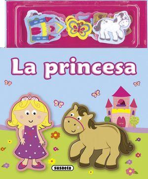 LA PRINCESA / AMIGOS DE FIELTRO