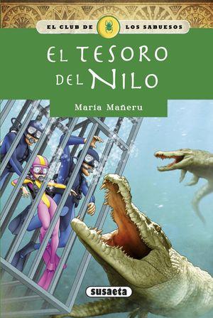 EL TESORO DEL NILO - CLUB DE LOS SABUESOS