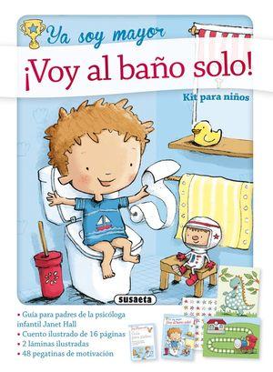 VOY AL BAÑO SOLO - YA SOY MAYOR